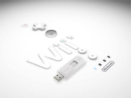 USB storage Nintendo Wii