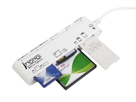 80 in 1 card reader