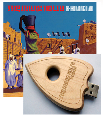 The Mars Volta USB Album