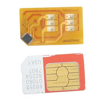 iphon sim card