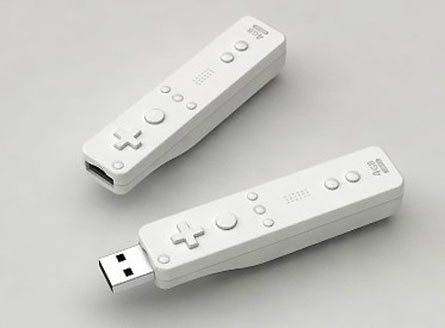 usb wii remote