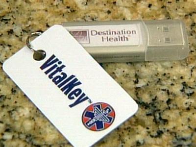 vital key, usb