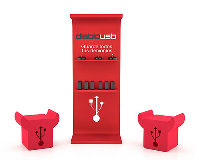 usb furniture