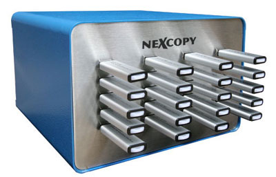 usb duplicator, nexcopy