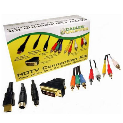 hdtv connection kit