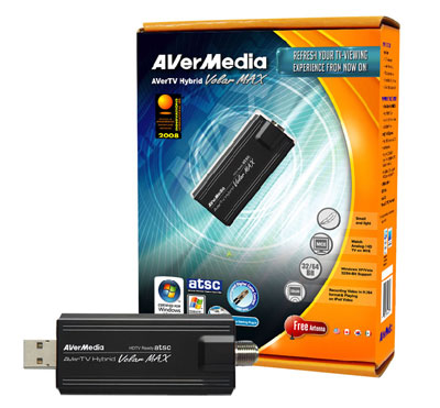 avermedia usb tv