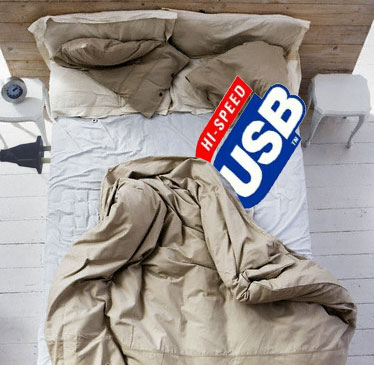 sleep and charge usb