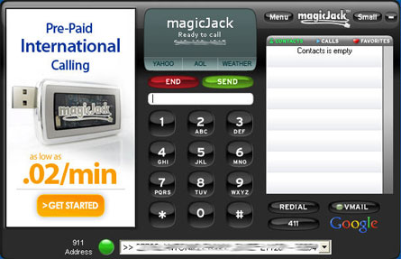 magicjack software