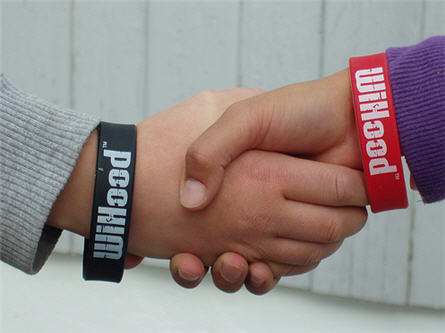 wihood usb bracelet