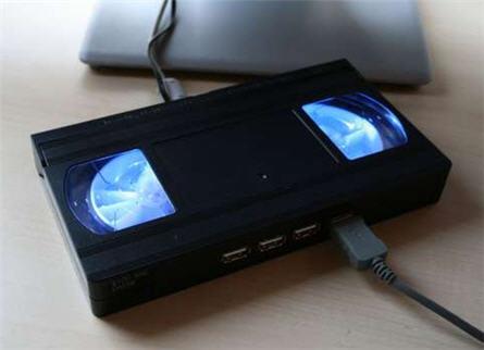 VHS USB hub