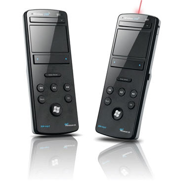 wireless usb remote