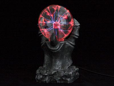plasma ball gothic