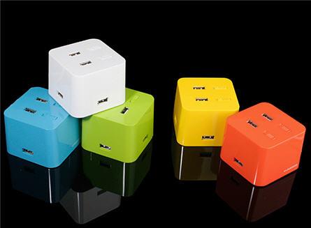 usb cube