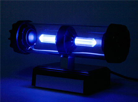 usb led light tube speaker