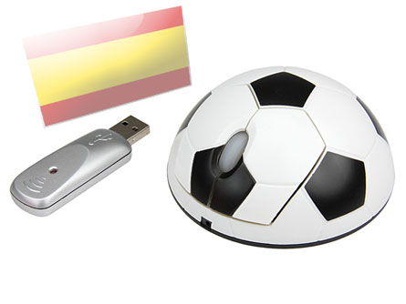 usb soccer ball