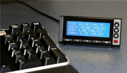 usb lcd display