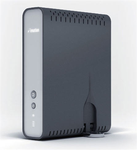 imation wireless hard drive