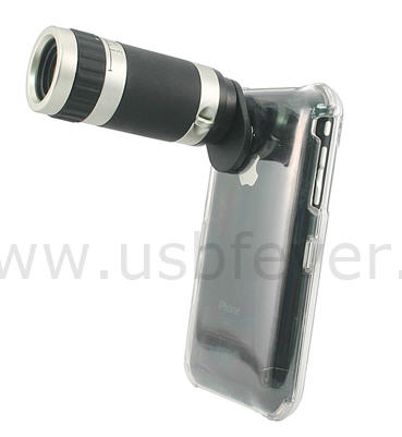 telescope iphone lens