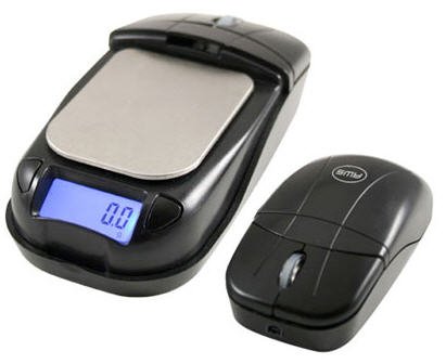 usb digital scale mouse