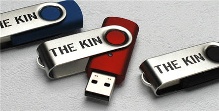 The Kin USB album