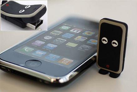 iphone custom flash drive