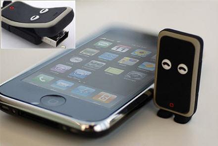iphone custom flash drive