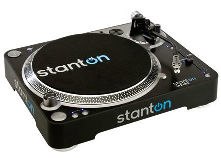 stanton usb turntable