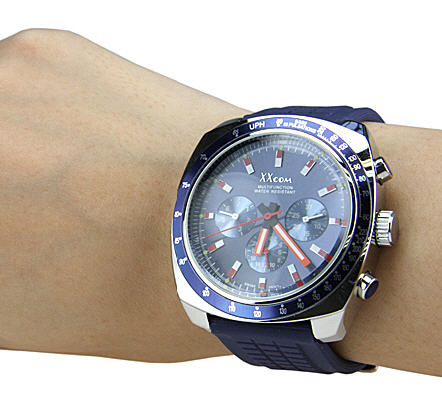 usb wrist watch