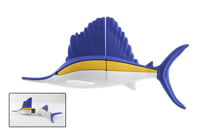 USB fish swordfish