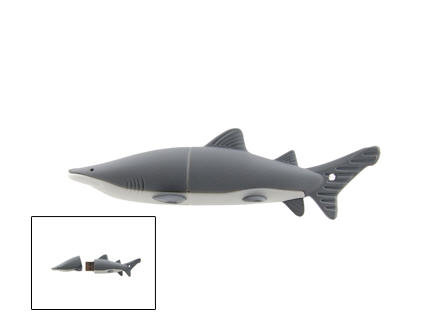 USB fish shark