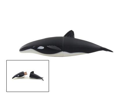 USB fish whale shamu