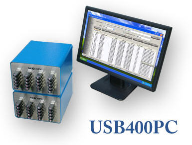 USB Duplicator, USB400PC, Nexcopy