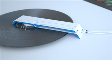 USB vinyl record player