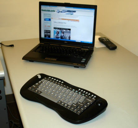 USB wireless keyboard