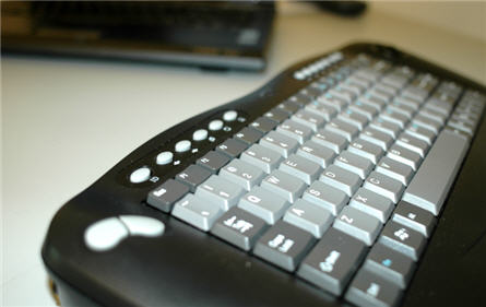 Adesso USB wireless keyboard