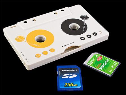 USB car cassette