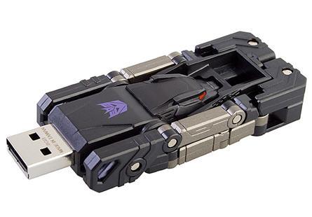 Transformer USB stick