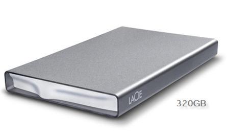 usb hard drive lacie