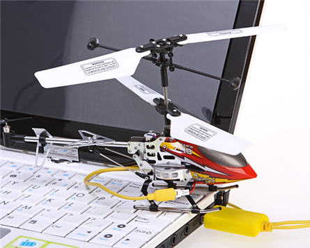 usb helicopter