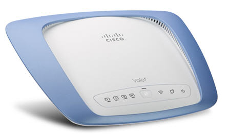 Cisco Valet Wireless Router