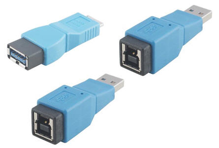 SuperSpeed USB 3.0 adapter