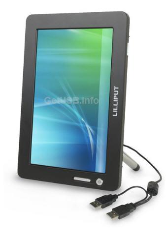 mini USB monitor