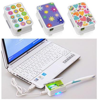 USB toothbrush