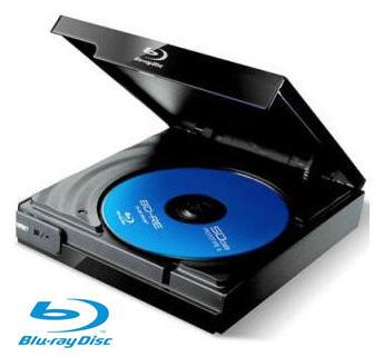 USB Blu-ray Plextor