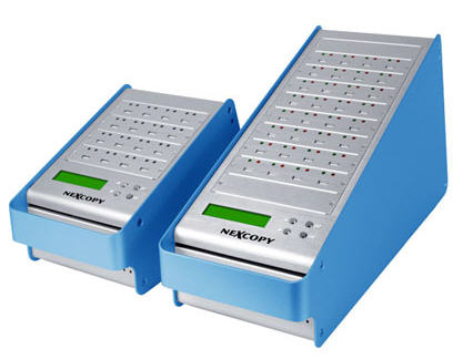 Standalone USB duplicator