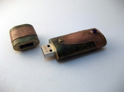 USB steampunk Scorpion