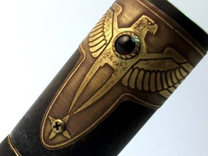 USB steampunk Eagle