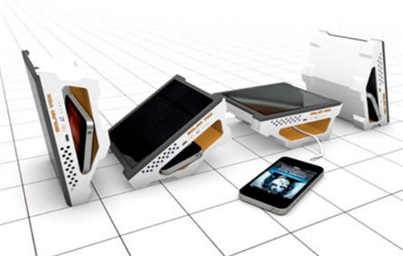 USB solar power