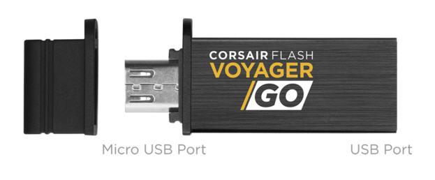 Corsair microUSB