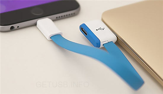 Infinite USB, Apple